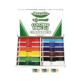 Crayola® 240-ct. Colored Pencils Classpack®