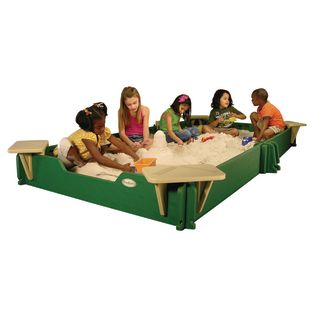 SandLock Sandbox Kit - 5'x10' Sandbox Kit