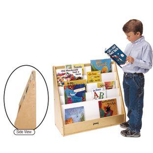 Jonti-Craft® Flush - Back Pick-A-Book Stand