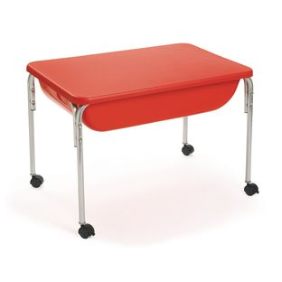 "24"" Large Sensory Table With Lid - 1 table, 1 lid"