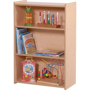 Value Line Narrow Three-Shelf Storage - 1 shelf
