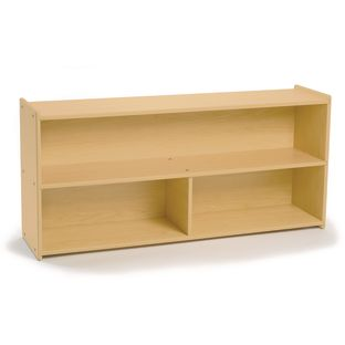 Two-Shelf Storage - Toddler Size