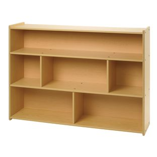 "35"" School- Aged Divided Storage - 1 unit"