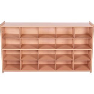 Value Line 20-Tray Cubby Storage Without Trays - 1 unit