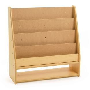 Book Display With Shelf At Bottom - 1 unit