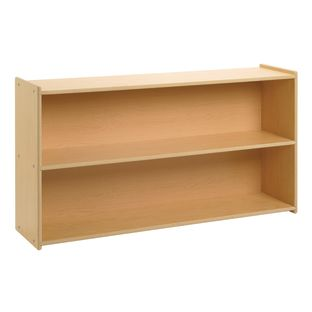 "27"" High Two Shelf Storage - 1 unit"