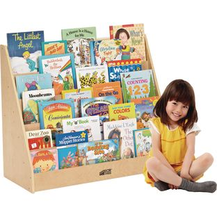 Single-Sided Book Display - 1 display