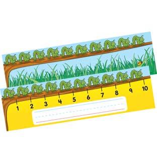 Inchworm Rulers
