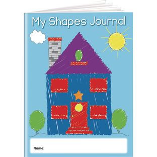 My Shapes Journals - 12 journals