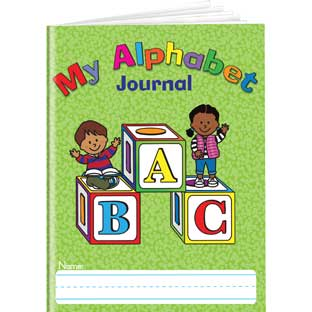 My Alphabet Journals - 12 journals