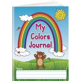 My Colors Journals - 12 journals