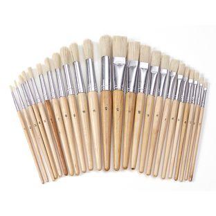 Colorations® Best Value Easel Paint Brush Assortment - Set of 24