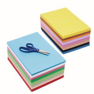 Colorations® Foam Sheet Super Pack- 100 Sheets