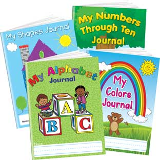 My Learning Journals Kit - 48 journals