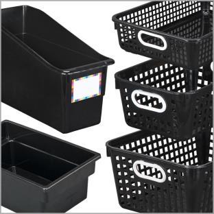 Individual Supplies Bundle - All Black Everything
