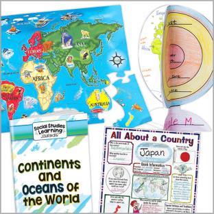 World Map Bundle