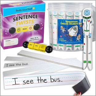 Sentence Skills - Student & Teacher