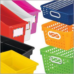 Single Student Individual Supplies Kit - Choose you Color