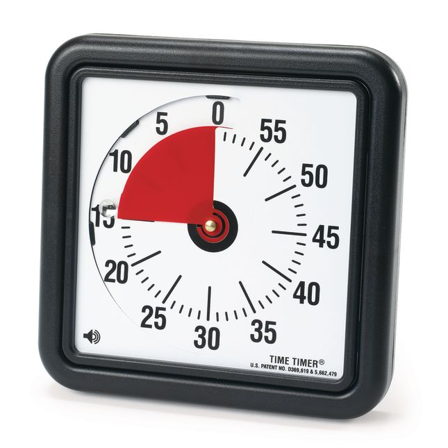 """8"""" Audible Time Timer®"""