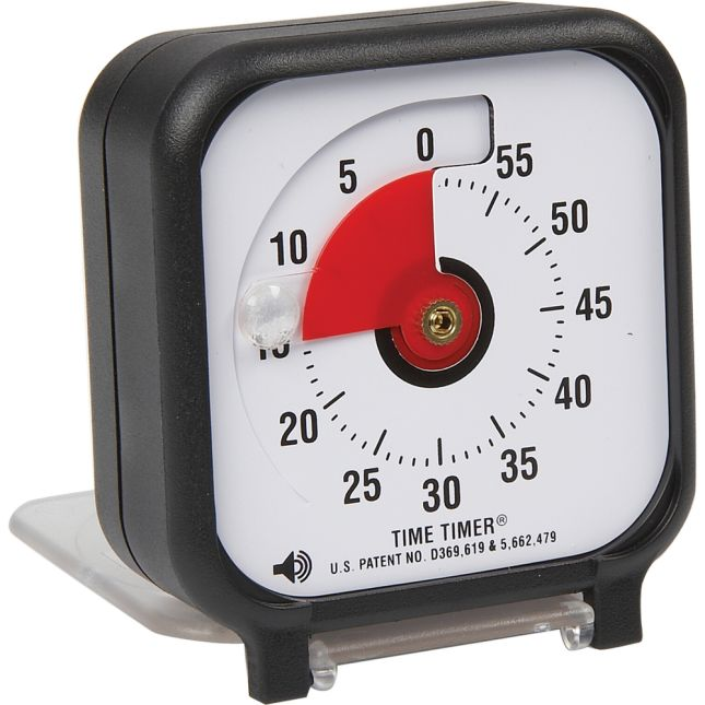"3"" Audible Time Timer® - 1 timer"