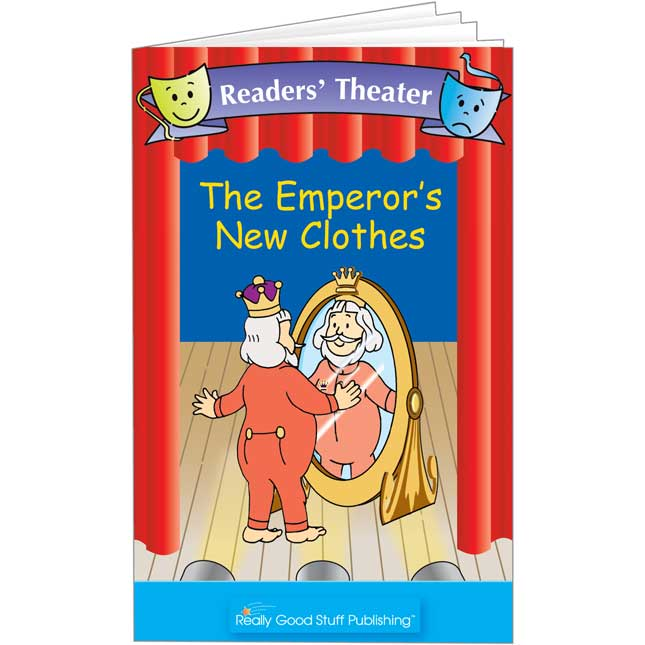 Really Good Readers' Theater - The Emperor's New Clothes Book