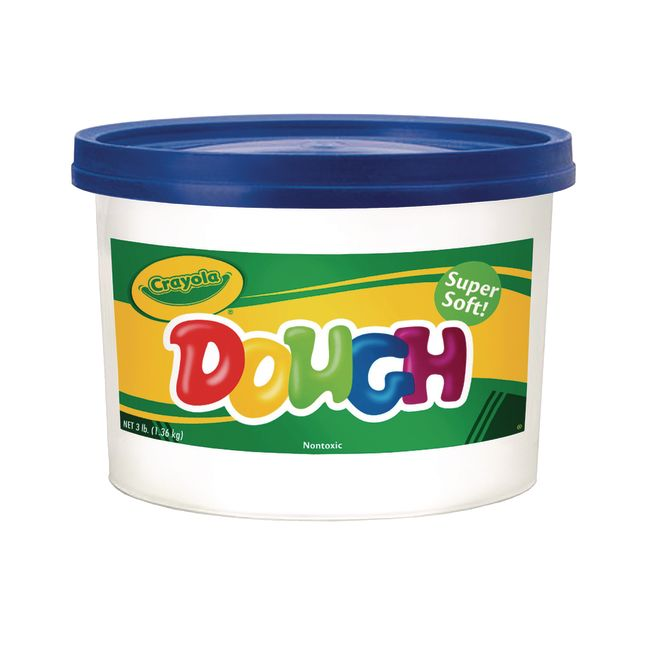 Crayola Dough 3 Lb. Resealable Bucket - 1 tub of dough