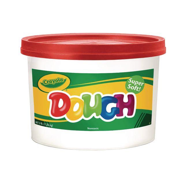 Crayola Dough 3 Lb. Resealable Bucket - 1 tub of dough