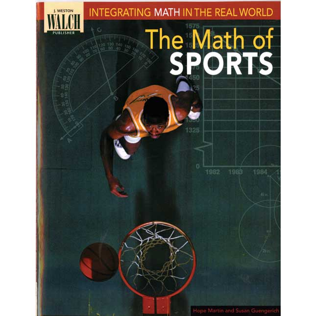 The Math Of Sports Book