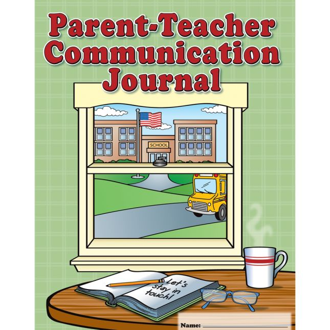 Parent-Teacher Communication Journals