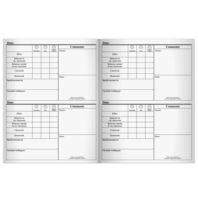 Parent-Teacher Communication Journals - 12 journals