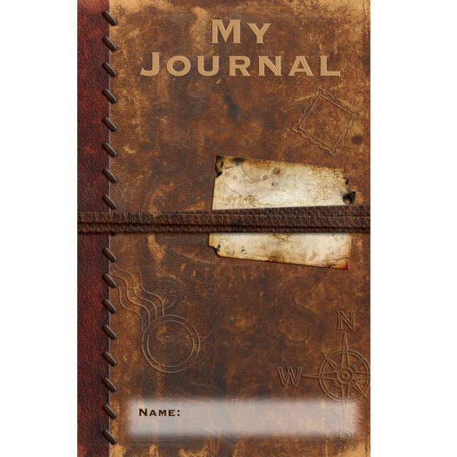 Capture The Adventure! Learning Journals - 12 Pack