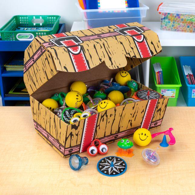 Early Childhood Treasure Kit - 1 chest, 84 treasures