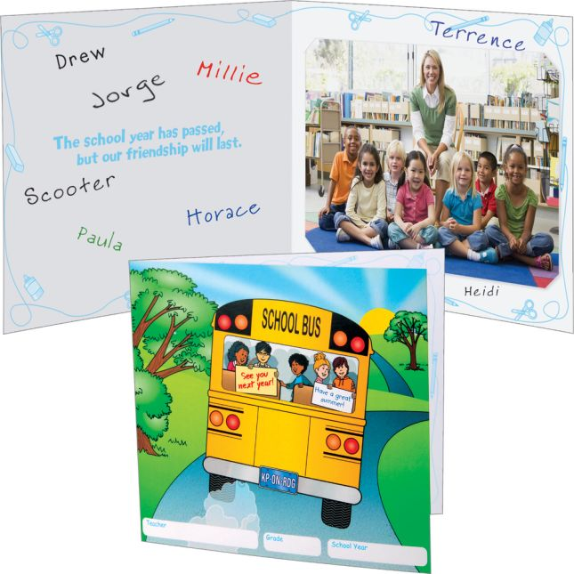 Class Picture Autograph Frames - 24 photo frames