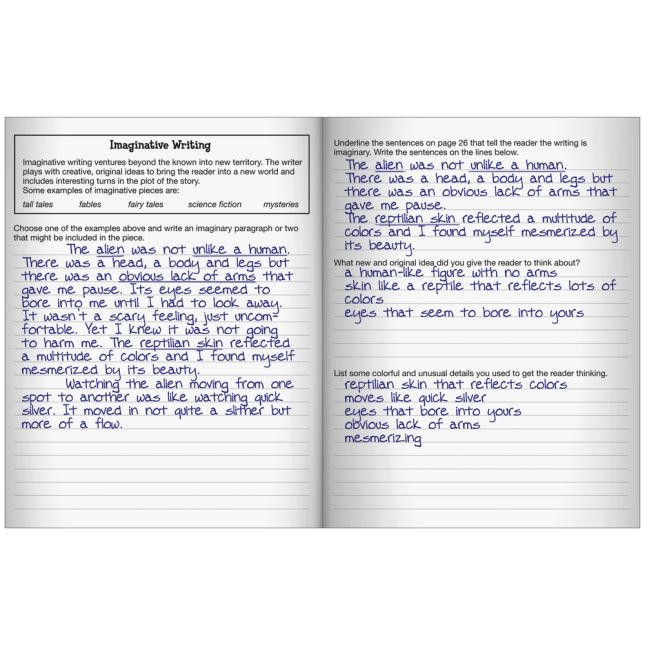 Writing Modes Jumbo Journals - 12 journals