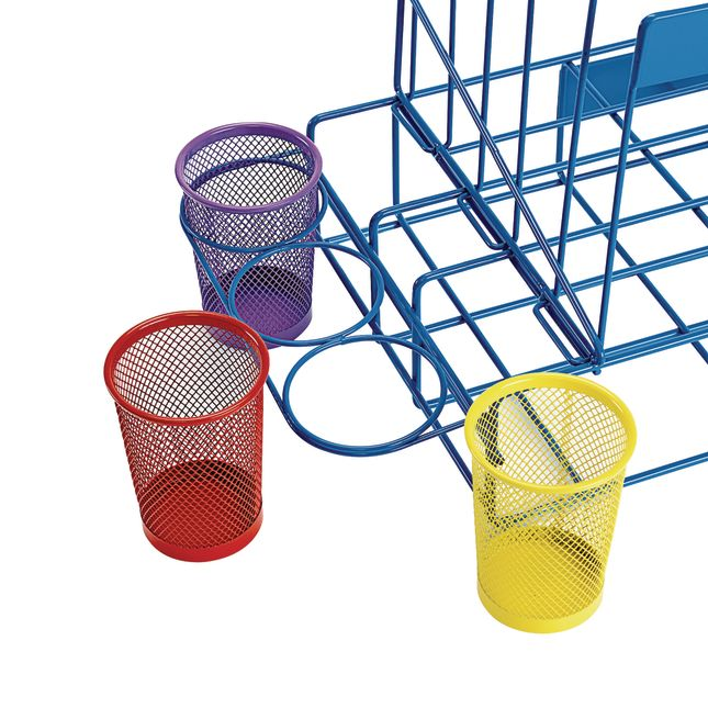 Desktop Secretary - File and Supplies Organizer - 1 stand