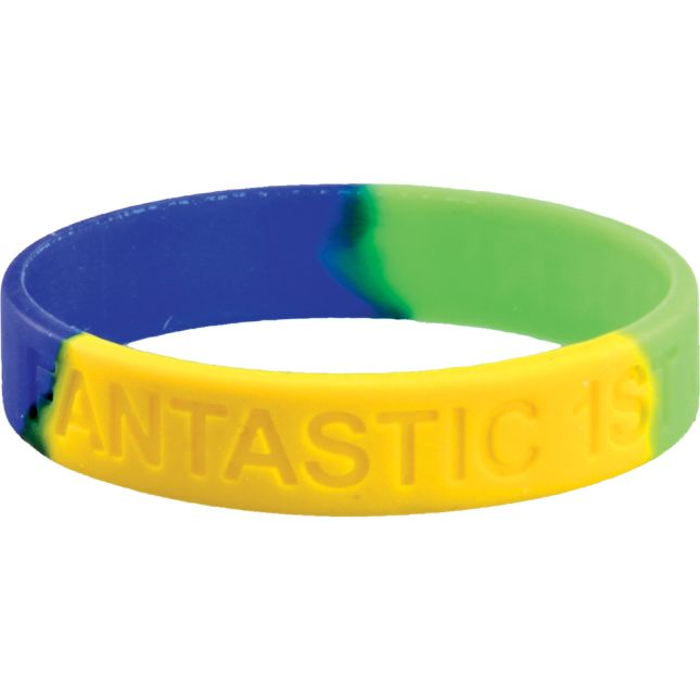 Grade-Specific Welcome Bracelets
