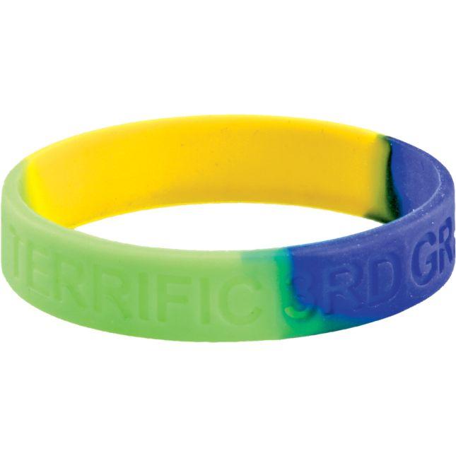 Grade-Specific Welcome Bracelets - 24 bracelets for K, 1st, 2nd or 3rd Grade