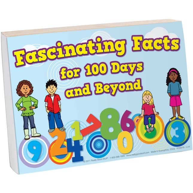 Fascinating Facts For 100 Days And Beyond - 1 pad