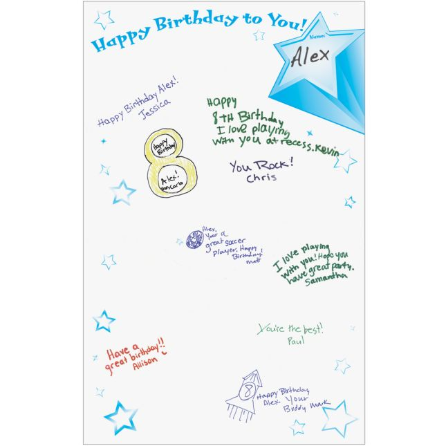 Happy Birthday From All Of Us! Birthday Cards
