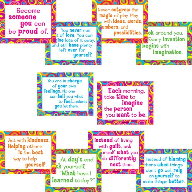 Thoughts Of The Week Mini-Posters