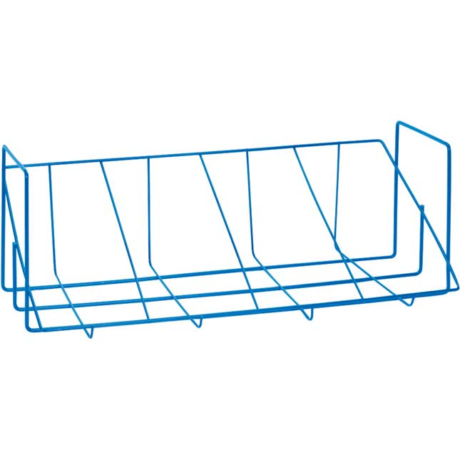 Store More® Book And Binder Holder With Stabilizer Wing Storage Rack (Bins Not Included) - 1 rack