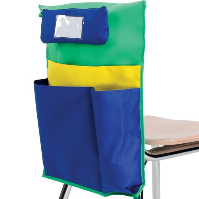 Store More®  Multi-Pocket Chair Pockets with Water Bottle Holder - Set Of 150