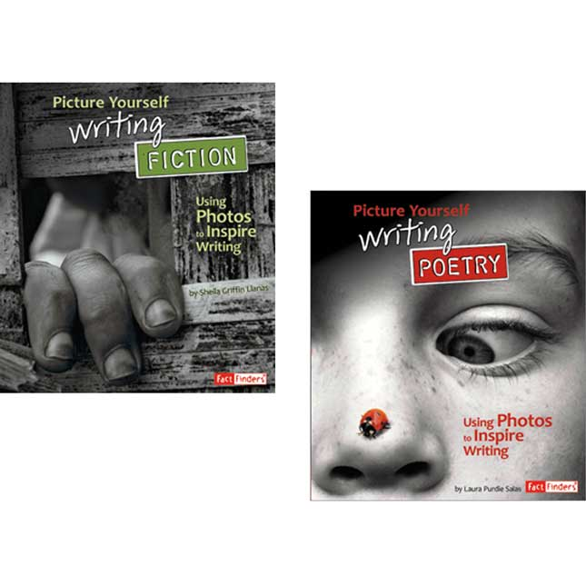See It, Write It - 4 Book Set