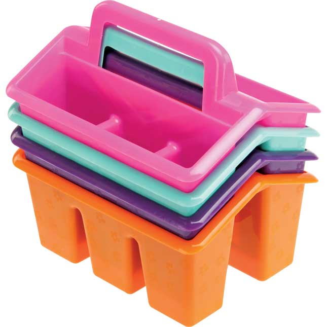 Four-Compartment Caddies - Multi