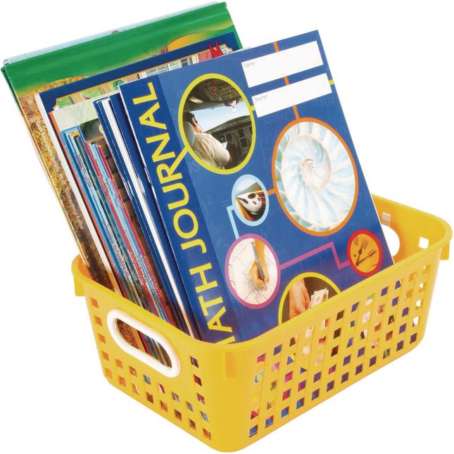 Book Baskets - Medium Rectangle - 12 baskets