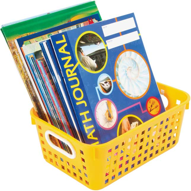 Book Baskets - Medium Rectangle