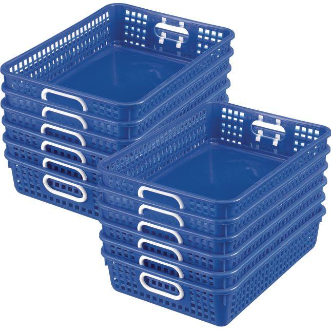 Classroom Paper Baskets - 12 baskets_0