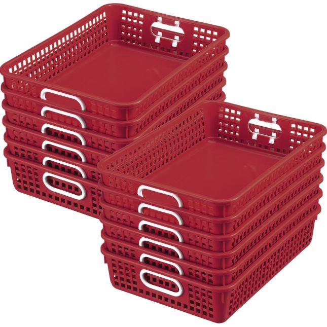 Classroom Paper Baskets