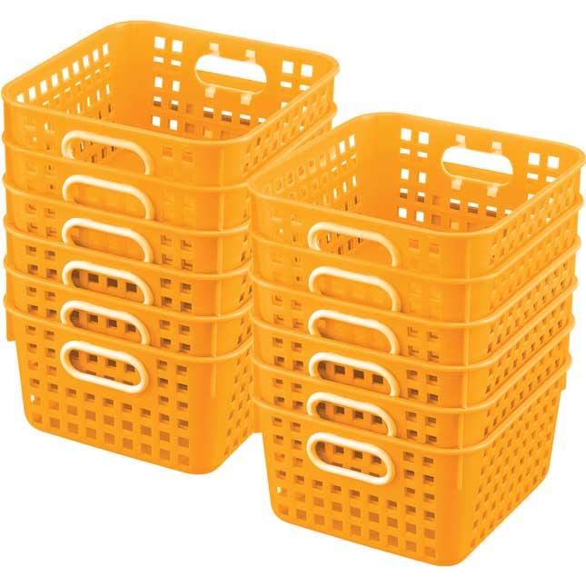 Book Baskets - Square