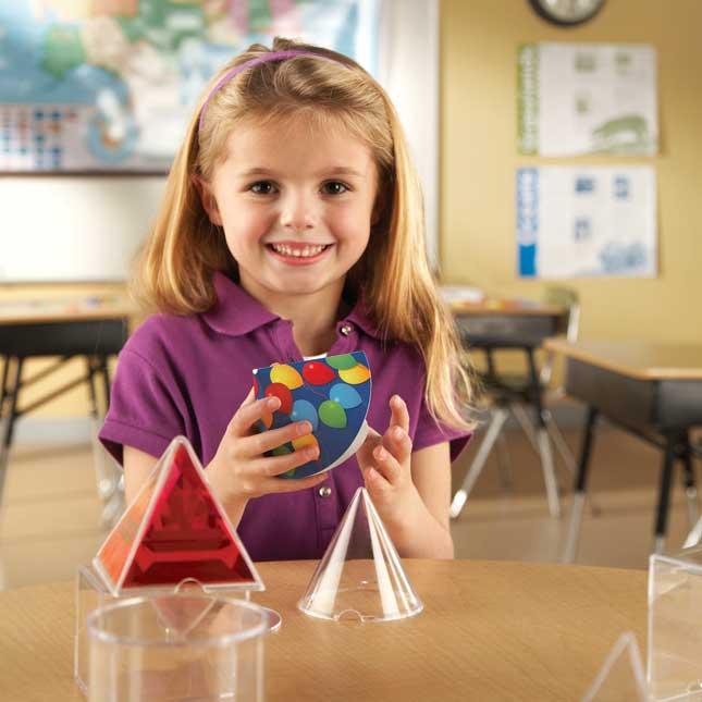 Real World Folding Geometric Shapes™ – Set Of 32